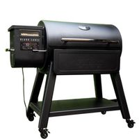GRILL W/WIFI CTRL BLK 1028IN2