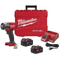 KIT IMPACT WRENCH M18 FUEL 3/8