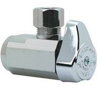 BrassCraft G2R15X CD 1/4 Turn Angle Stop Valve