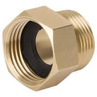 CONNECTOR BRASS 3/4MPTX3/4FH