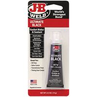 SEALANT SILICONE BLACK .5OZ