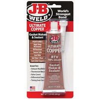 SEALANT SILICONE COPPER 3OZ