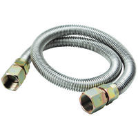 B and K Industries G012SS151548RP Gas Connectors