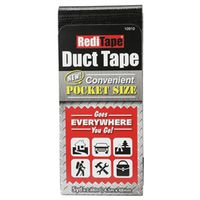 DUCT TAPE POCKET SIZED BLACK
