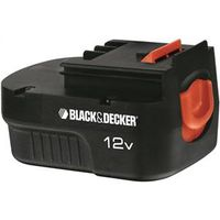 Black & Decker HPB12 Spring Loaded Slide Battery Pack