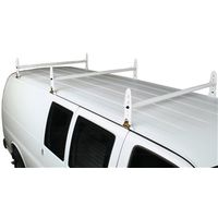 RACK VAN FULL SZ 3 BAR WHT