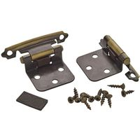 Amerock BP7929AE Self-Closing Imperial Variable Overlay Cabinet Hinge