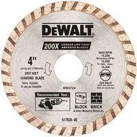 Dewalt DW4724 Continuous Rim Circular Saw Blade