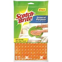 3M 9053 Scotch-Brite Cleaning Wipes