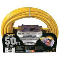 Powerzone ORP511830 Pro SJTOW Extension Cord