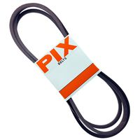 PIX 22252 Covered Double V Snapper Belt
