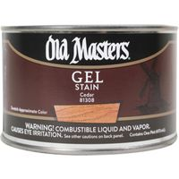 Old Masters 81308 Oil Based Gel Stain