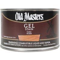Old Masters 81308 Oil Based Gel Stain