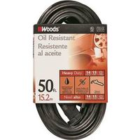Woods Agri-Pro SJTOW Extension Cord