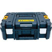 DeWalt TSTAK II Flat Top Tool Box 6-3/8 in W x 17-1/4 in D x 13 in H