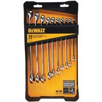 WRENCH SET COMBINATION MM 10PC
