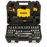 SOCKET SET 108PC 1/4-3/8DR BOX