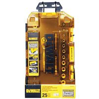SOCKET SET 1/4 DRIVE TOUGH BOX