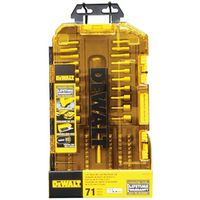 DRIVER SET MULTI BIT/NUT 1/4IN