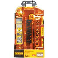 SOCKET SET 1/2IN DR TOUGH BOX