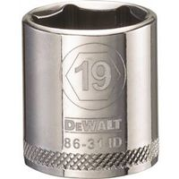 SOCKET 3/8 DRIVE 6PT 19MM