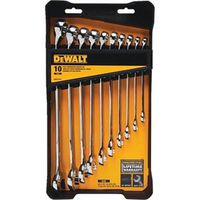 WRENCH SET COMBINATION SAE10PC