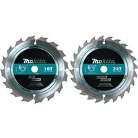 SAW BLADE CIRCULAR SET 6-1/2IN