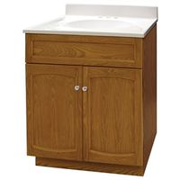VANITY BATH PROPK OAK 24X18IN
