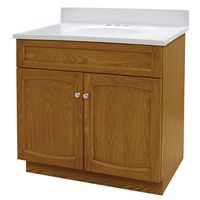 VANITY BATH HRTLND OAK 30X18IN