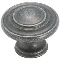 Amerock Inspirations BP1586WID 3-Ring Round Cabinet Knob