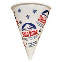 CUP SNOW CONE 1000CT