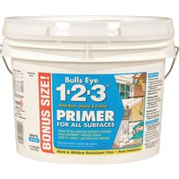 Zinsser 02025 Bulls Eye 1-2-3 Primer/Sealer