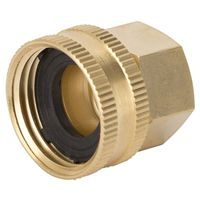 CONN BRASS SWIVEL 1/2NPTX3/4NH