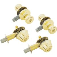 Kwikset Tylo Signature 242T3CP6ALRCS Project Pack
