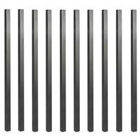 BALUSTER SQ 3/4X 32IN BLK
