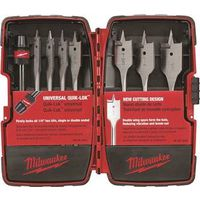 Milwaukee 49-22-0175 Flat Boring Bit Set