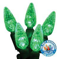 REEL COMM GRD LED C6 GRN 100L