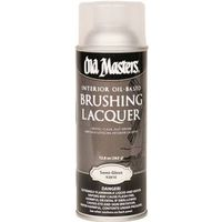 Old Masters 92810 Oil Based Brushing Lacquer