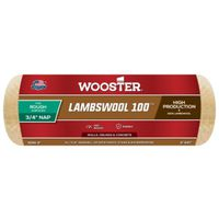 Wooster Lambswool 100 Paint Roller Cover