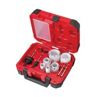 Ice Hardened 49-22-4175 Bi-Metals Hole Saw Kit