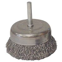 Weiler 36030 Coarse Grade Crimped Wire Cup Brush