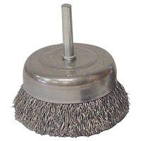 Weiler 36030 Coarse Grade Crimped Wire Cup Brush