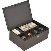 BOX CASH W/KEY 11.54X7.8X4.34