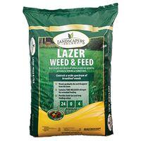 LAWN WEEDFEED LAZER 24-0-4 15M