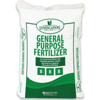FERTILIZER GENPURP 8-8-8 40LB