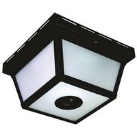 Heathco HZ-4305-BK Porch Light Fixture