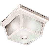 Heathco HZ-4305-WH Porch Light Fixture