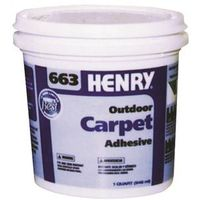 WW Henry 663-034 Carpet Adhesive