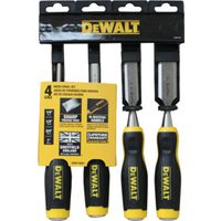 DeWalt DWHT16063 Wood Chisel Set