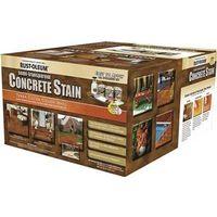 Rust-Oleum 239408A Semi-Transparent Concrete Stain Kit